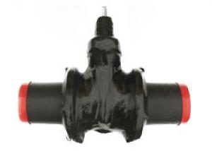 Задвижки газовые Duker со сварными концами. Тип 3004.