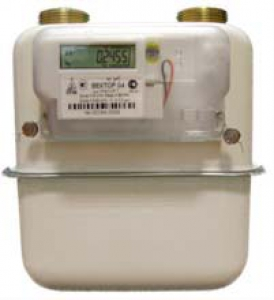 Счетчик газа Вектор G4; G2.5; G1.6