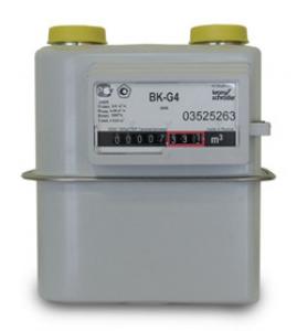 Газовый счетчик BK G4