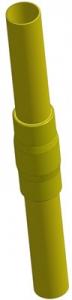 НЭМС - неразъемное изолирующее муфтовое соединение для газа Ду-40