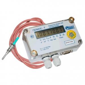 Электронный корректор количества (объема) газа по температуре ГЕЛИОС-Т